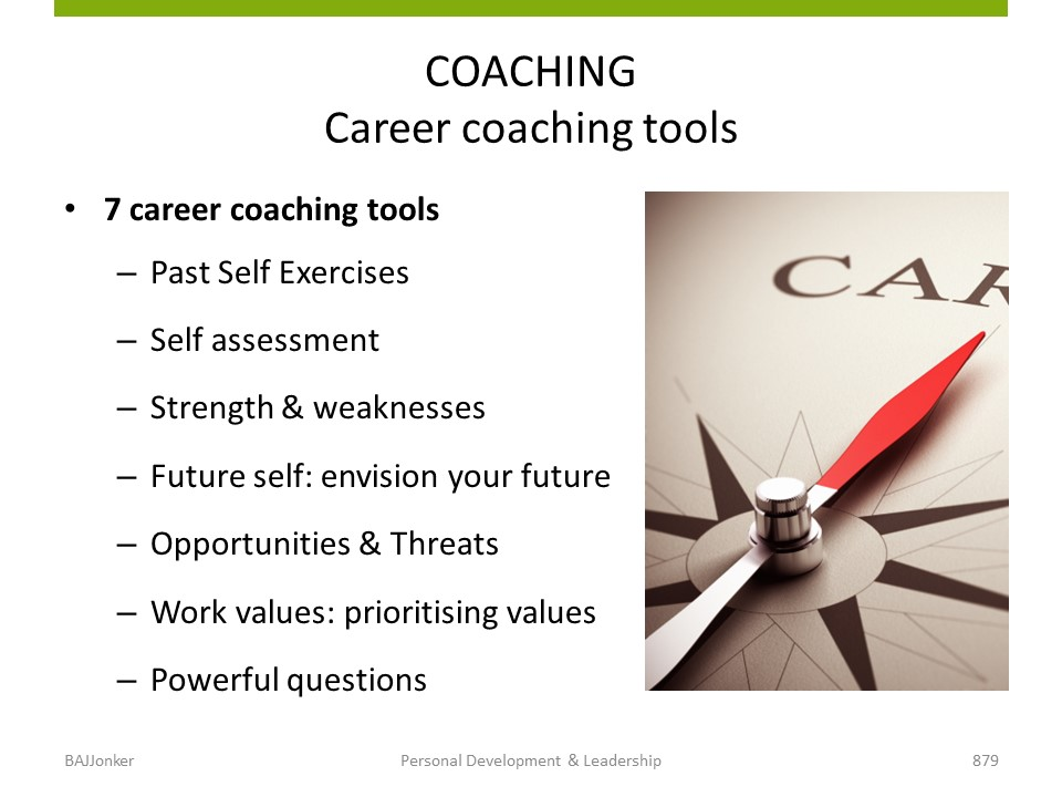 JBMS.nl - PDL career coaching tools